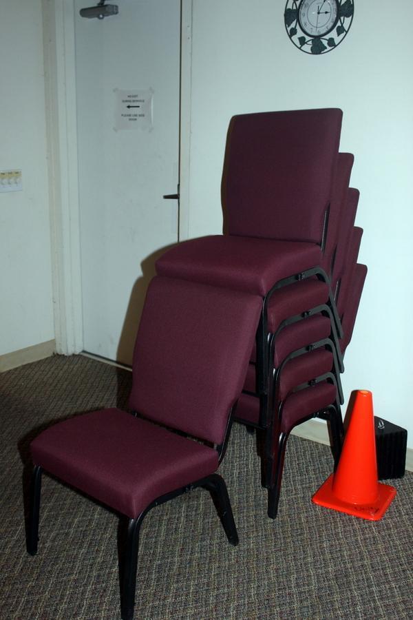 Furniture, Audio Equipment And Art Fromu003cbr/u003ethe Unity Church Of Life