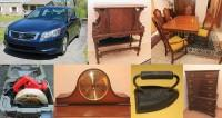 Fine Furniture and a Vehicle from a Murfreesboro Estate