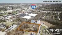 ABSOLUTE ONLINE AUCTION: <br/>1.2+/- AC for Residential Development in Nashville, TN <br/>Potential for Up to 4 Homes