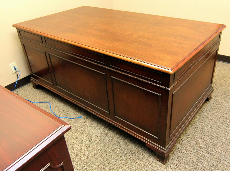 Fine Furniture And Equipment From A Downtown Murfreesboro Office
