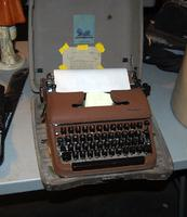 Olypmpia Typewriter