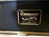 Vintage Downey-Johnson Coin Counter Machine with Veeder-Rood Mechanical Counter M-126135