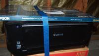 Canon Printer and Paper