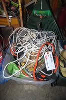 Extension Cords and Other Supplies