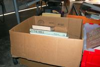 4 Boxes of Books