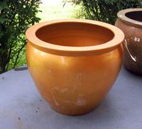 Copper Colored Urn