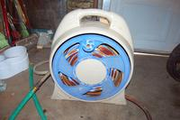 Water Hose with Reel-Easy