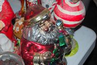 Assorted Christmas Figurines and Collectibles