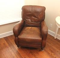 Leather Recliner by Motioncraft