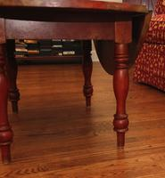 Solid Wood Dropleaf Coffe Table
