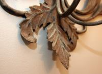 Metal Hanging Candelabrum