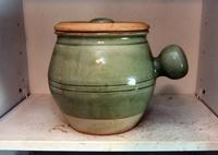 Ceramic Crock and Assosted Dishware