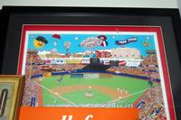 Yankee Stadium Print, Dogs Are People Too Print, and a Ducks Print