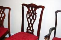 6 Wood Chairs