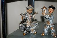 4 Figurines