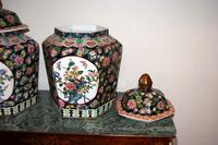 Pair of Decorative Urns