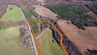 7.71 +/- AC Building Lot with Elevated Pad and Septic Site