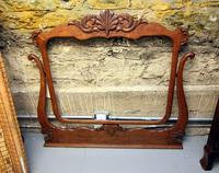 Antique Dresser Mirror Frame