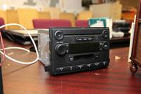 Ford 4L3T18C868-FC CD/Cassette/Radio Player