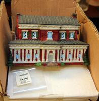 Rutherford County Miniature Buildings and Houses