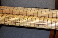 Bamboo Window Treatment