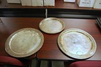 Silverplated Serving Trays