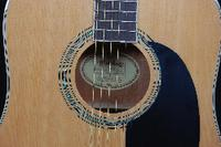 Acoustic Guitar Signed by John Mayer