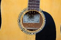 Acoustic Guitar Signed by Thomas Rhett
