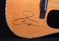 Acoustic Guitar Signed by Darius Rucker