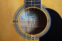 Acoustic Guitar Signed by Dierks Bentley
